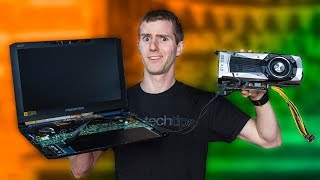 Download Put a Desktop GPU in a LAPTOP… The CHEAP WAY! Mp3 and Videos