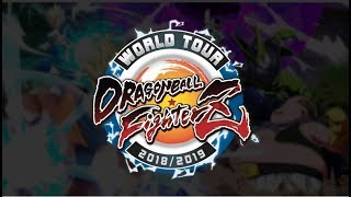 Dragon Ball FighterZ DBFZ World Tour: CEO 2018 (Pools) Day 1 GO1, Leffen, Fame96, Punk, Doza