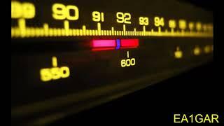 #Radio EA1GTR terremoto de ecuador