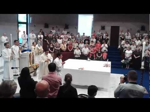 "38. Neokatechumenat, Eucharystia W ASM ""Redemptoris Mater"