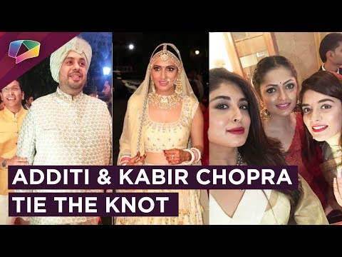 Additi Gupta & Kabir Chopra's Wedding | Drashti And Pooja's Joota Chupai | Exclusive
