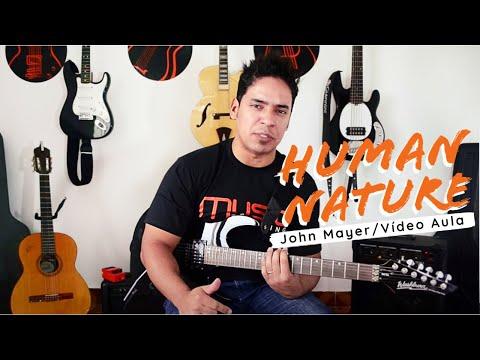 Human Nature - John Mayer/Vídeo Aula