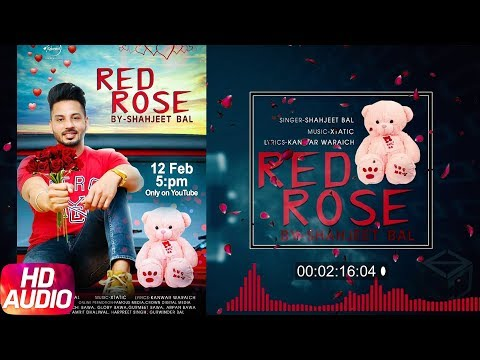 Red Rose (Audio Song) | Shahjeet Bal | Latest Punjabi Song 2018 | Speed Records