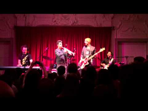 A Great Big World - Girl I Got A Thing (Live at Bush Hall, 07/10/2014)