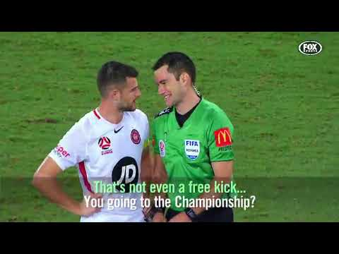 Inside The Ref's Perspective: Jarred Gillett's Final Hyundai A-League Game