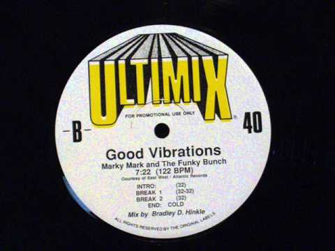 Good vibrations Ultimix 40  Marky Mark & The funky bunch
