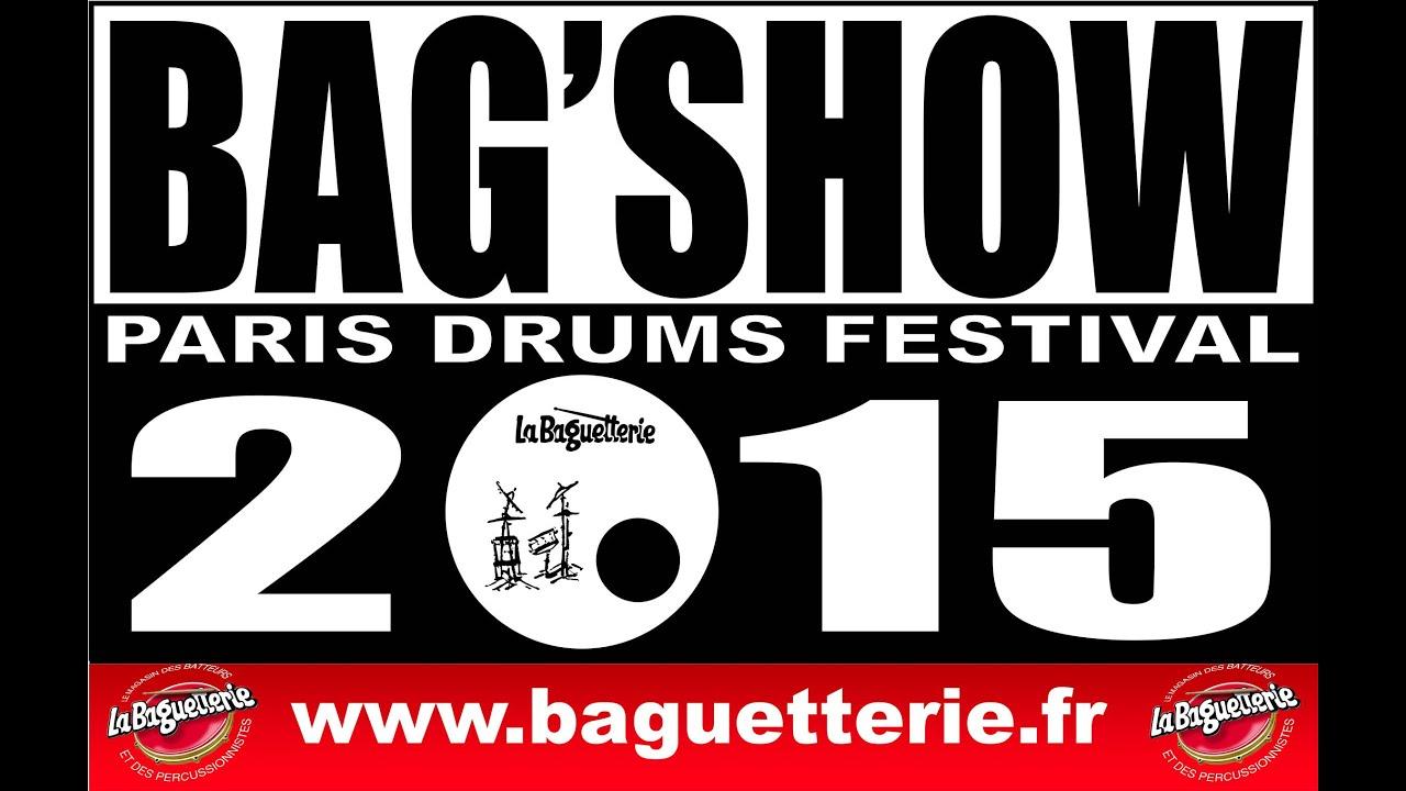 Download Bag Show 2015 La Baguetterie - Tony Royster Jr