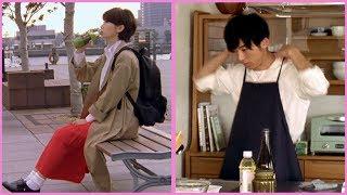波瑠と高橋一生が出演する「キリン 生茶」の新CMが、3月6日から放送さ...