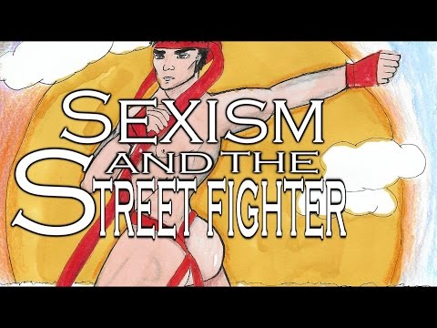 Sexism and the Street Fighter