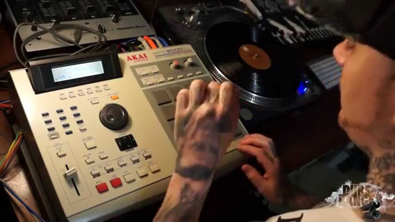 Mpc live sample based beat making! Youtube.