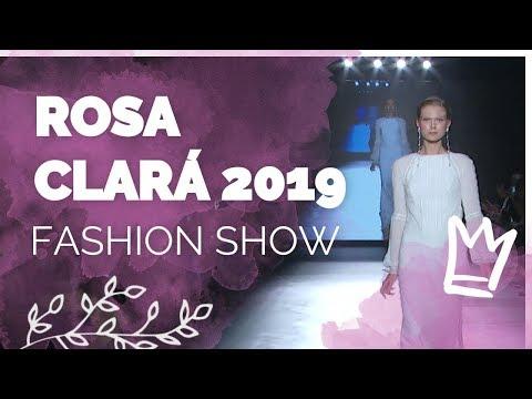 Sfilata Rosa Clará 2019