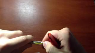 Как сделать манок для уток и рябчика из инсулинового шприца