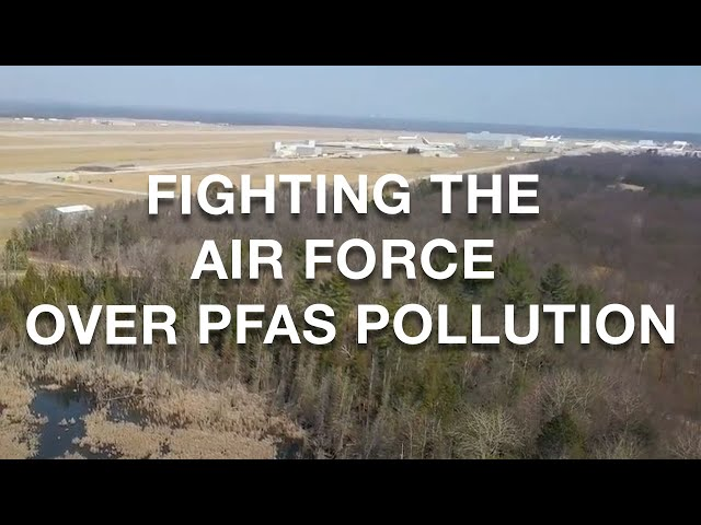 Fighting the Air Force Over PFAS Pollution - Great Lakes Now - 1025 - Segment 1