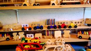 Ray's Wooden Toys Forever