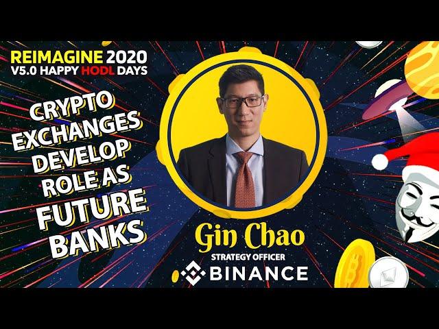 Gin Chao - Binance - Binance 2020