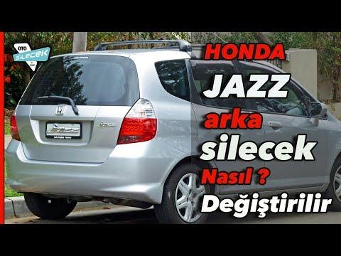 Honda Jazz Arka Silecek Nasıl Değiştirilir Otosilecek видео онлайн