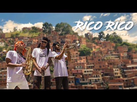 ALO MICHAEL (rico rico rico rico) - Los Dioses Del Ritmo | Ritmo Exótico 2020