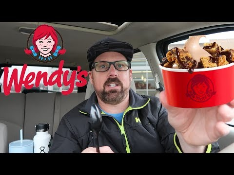 McCabe - Wendy's Has Turned Their Frosty Into A Cookie Sundae