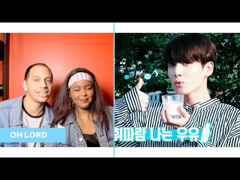 THE WEIRDEST BTS CLIPS ON THE INTERNET REACTION (BTS REACTION)