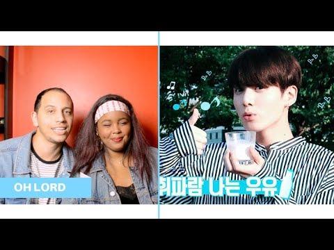 THE WEIRDEST BTS CLIPS ON THE INTERNET REACTION (BTS REACTION)