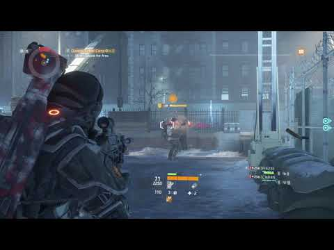 The Division. Lag report for 1.7