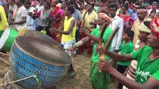 Baripada santali dance