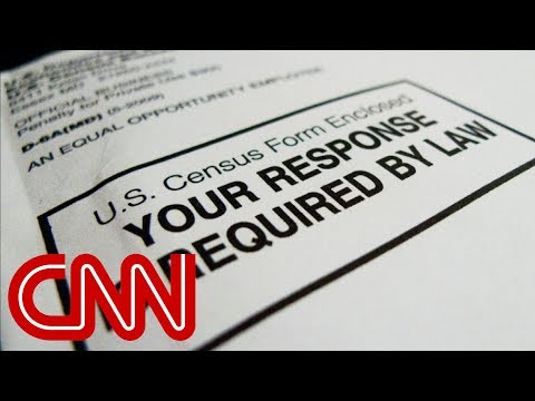 States blast immigration question for 2020 census