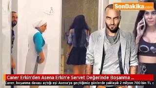 Caner Erkin'den Asena Erkin'e Servet Değerinde Boşanma Hediyesi