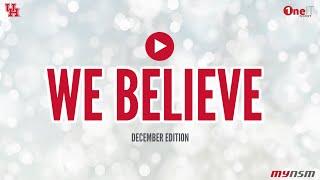 WE BELIEVE- NSMIT
