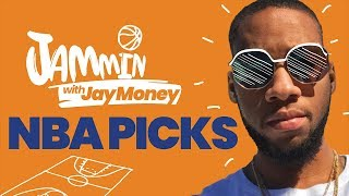 Heat vs Pacers + Bucks vs Warriors NBA Picks & Betting Previews | Jammin with Jay Money