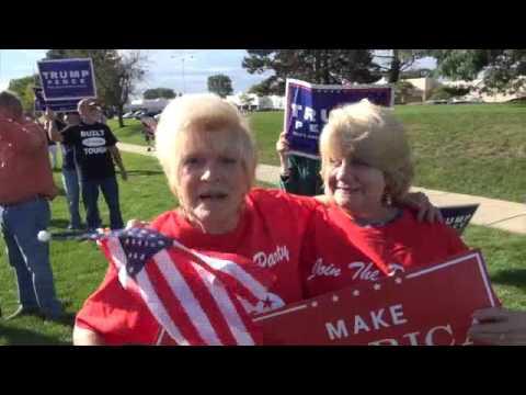Michigan Conservative Coalition Livonia Flashmob