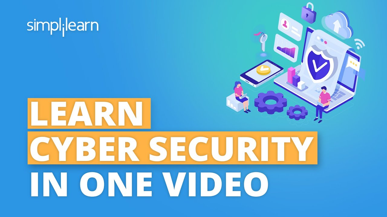 Cyber Security Course   Learn Cyber Security In One Video   Cyber Security Training