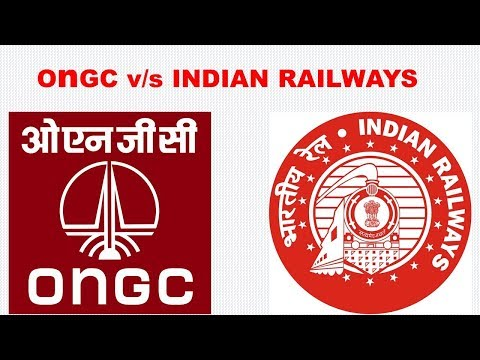ONGC vs INDIAN RAILWAY