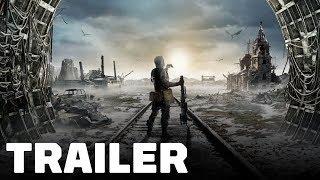 Metro Exodus Nvidia Trailer - Gamescom 2018