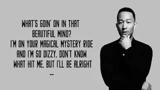 All of Me - John Legend (1 Hour Music Lyrics)
