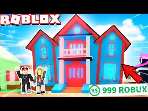 KUPILIŚMY NAJDROŻSZY DOM W ROBLOX?! 😱 (Roblox Roleplay) - Vito i Bella