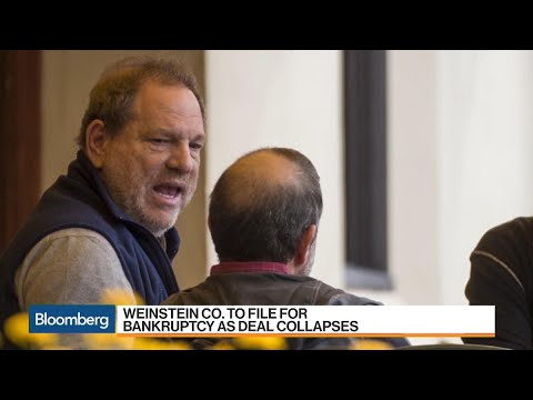 Weinstein Co. to File for Bankruptcy After Deal Collapses Mp3