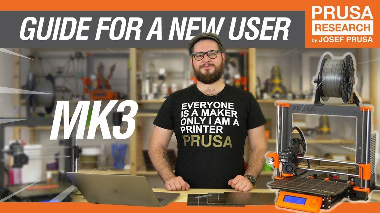 The Original Prusa 3D Printers - Knowledge base - XYZ Calibration