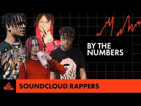 Soundcloud Rappers | By the Numbers