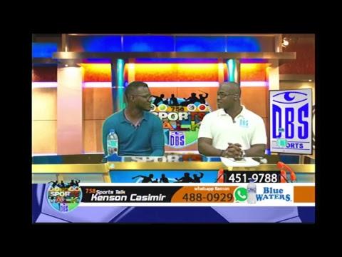 DBS Sports Talk April 9th Live Stream