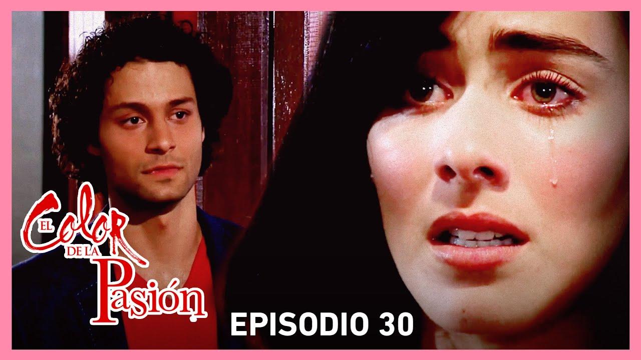 Download El color de la pasión: Rodrigo le confiesa todo a Lucía | C-30 | Tlnovelas