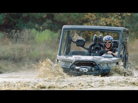 2018 Can-Am Defender X mr with S3 Power Sports