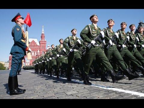 Марш победы на немецком - Советские военные марши - слушать онлайн