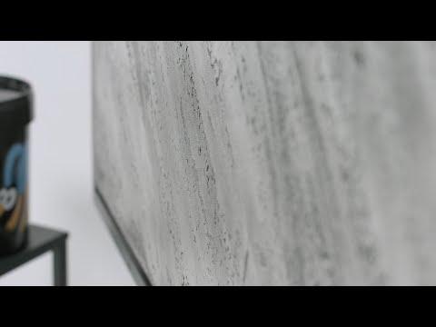 Marmorino materico, effetto decorativo - Calce Veneziana #16