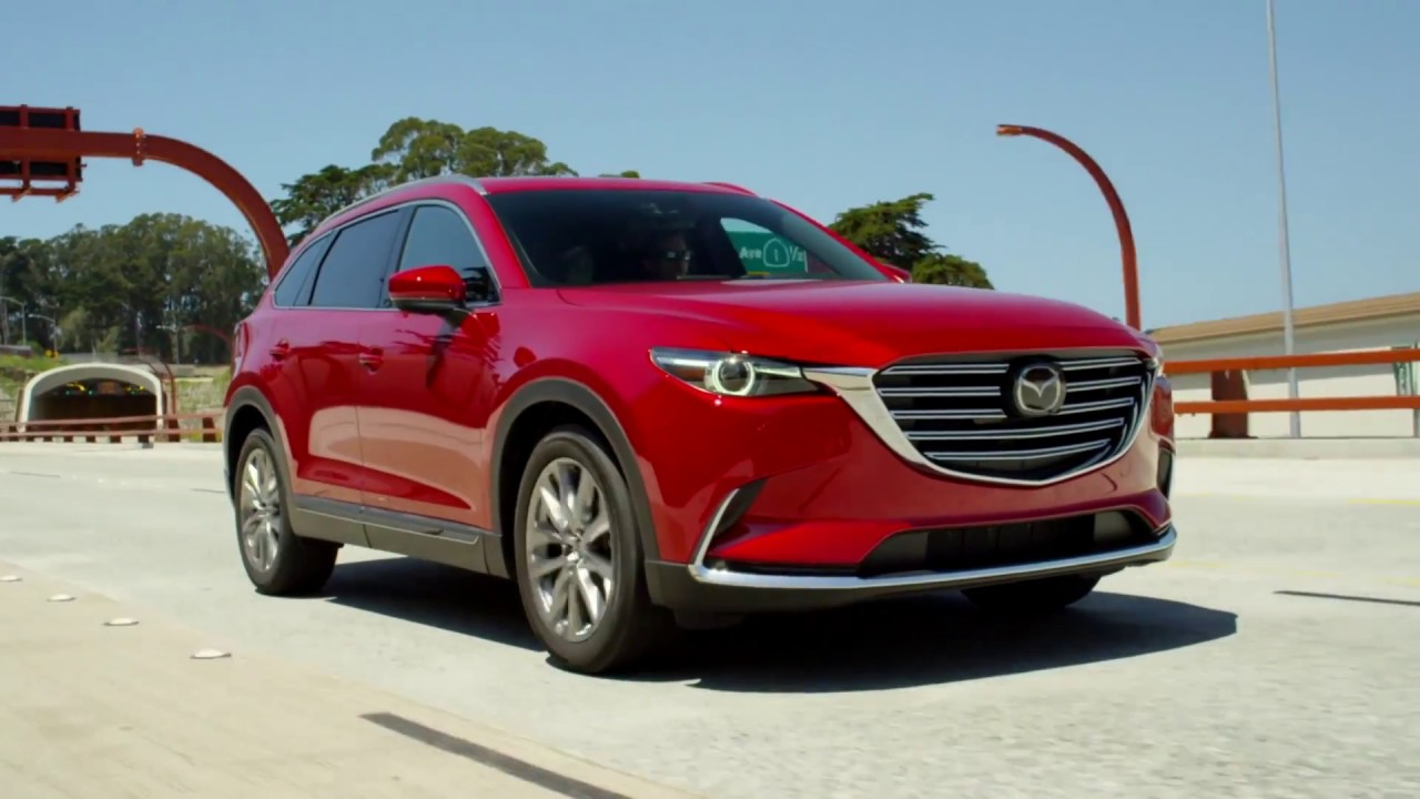 2018 Mazda Cx 9 Test Drive Does The Three Row Crossover Segment Need A Driver S Car