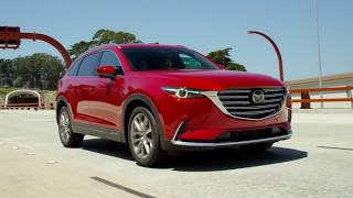2018 Mazda CX 9 Test Drive Does The Three Row Crossover Segment Need A Drivers Car