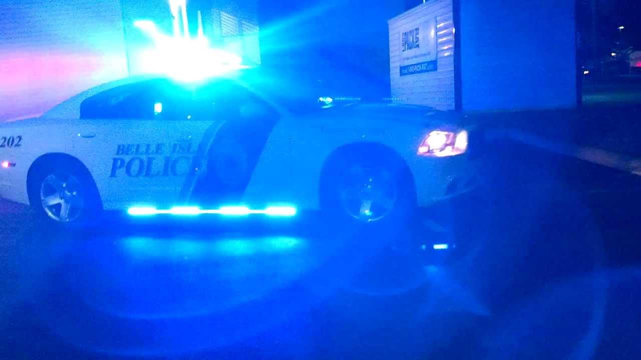 HG2 Emergency Lighting  Belle Isle Police Dept  2013