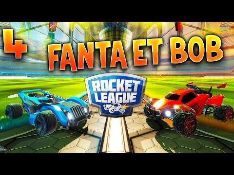 Fanta et Bob - Ep.4 : GOAL !!! - COOP sur Rocket League