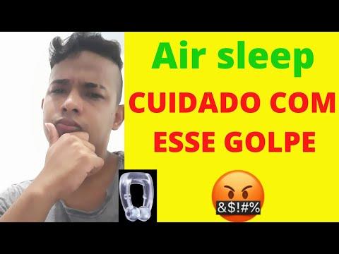 air sleep site oficial