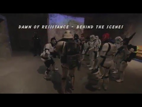 Star Wars - Dawn of Resistance - Behind the Scenes